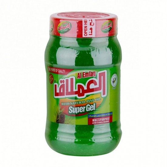 سوبر جل العملاق اخضر 750جرام