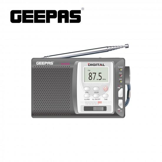 راديو ديجيتال جيباس مع بلوتوث ويواس بى